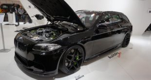 BMW M5R Touring F11 Tuning 2 310x165 Video: Top   BMW 4er (F33) Cabrio auf AEZ Steam Felgen