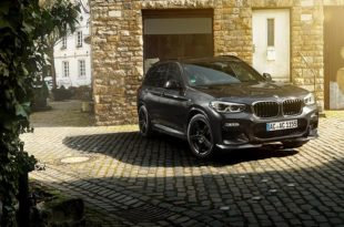 BMW X3 ACS3 G01 Tuning AC Schnitzer 2018 15 310x205 315 PS in the new BMW X3 ACS3 from tuner AC Schnitzer