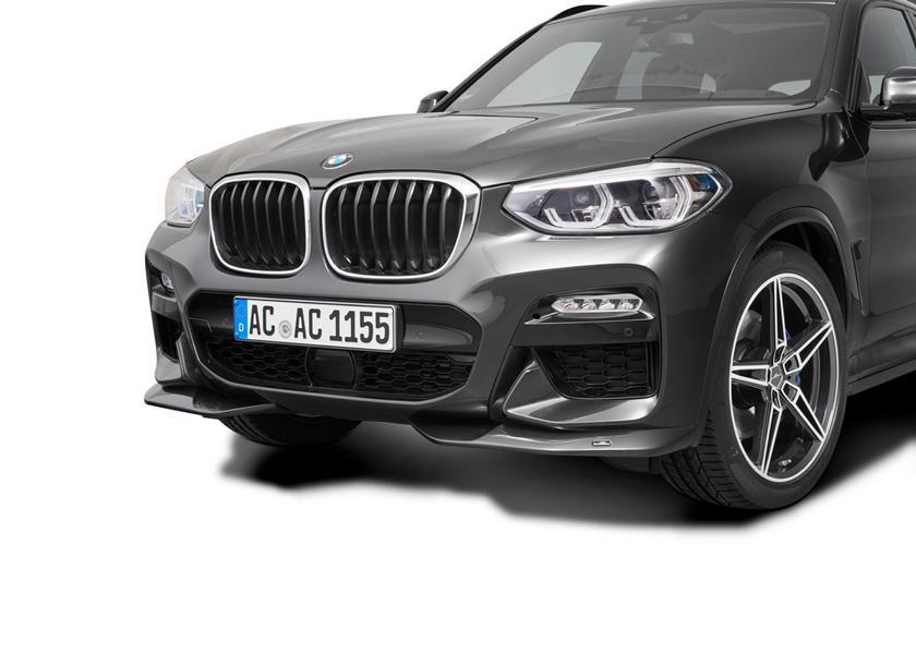 BMW X3 ACS3 G01 Tuning AC Schnitzer 2018 6 315 PS im neuen BMW X3 ACS3 vom Tuner AC Schnitzer