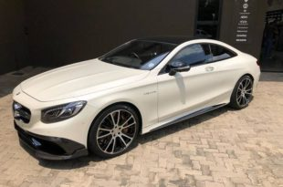 BRABUS Mercedes Benz S65 AMG Coupe C217 Tuning 1 310x205 Edel   Brabus Bodykit am Mercedes S65 AMG Coupe (C217)