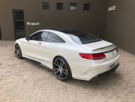 BRABUS Mercedes Benz S65 AMG Coupe C217 Tuning 5 190x143 Edel   Brabus Bodykit am Mercedes S65 AMG Coupe (C217)