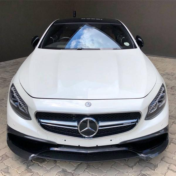 BRABUS Mercedes Benz S65 AMG Coupe C217 Tuning 6 Edel   Brabus Bodykit am Mercedes S65 AMG Coupe (C217)