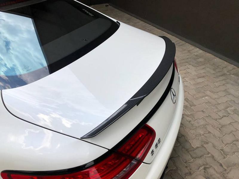 BRABUS Mercedes Benz S65 AMG Coupe C217 Tuning 7 Edel   Brabus Bodykit am Mercedes S65 AMG Coupe (C217)