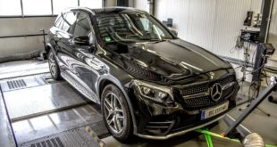 DTE Chiptuning Mercedes GLC43 AMG X253 2 310x165 441 PS & 600 NM im kleinen Mercedes GLC43 AMG