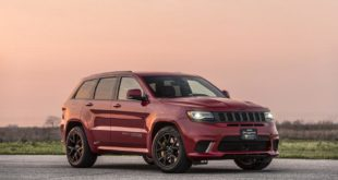 Hennessey Jeep Grand Cherokee Trackhawk HPE850 Tuning 2018 8 310x165 Jeep Grand Cherokee Track Hork EDGE CUSTOMS Edition