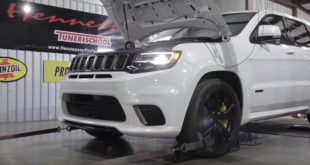 Hennessey Performance Jeep Trackhawk HPE1000 4 310x165 Video: Toyota Land Cruiser Restomod by The FJ Company