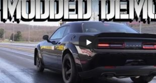 High Horse Performance Dodge Demon 310x165 Video: Toyota Land Cruiser Restomod by The FJ Company