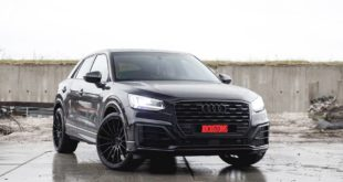 JD Customs AUDI Q2 Zito ZS15 Tuning 1 310x165 Alles schwarz   JD Customs AUDI Q2 auf Zito ZS15 Felgen