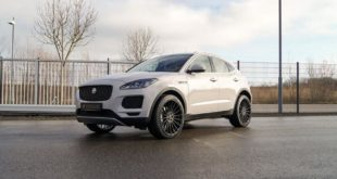 Jaguar E Pace Hamann Anniversary Evo Tuning 2 310x165 Nobles Rallyauto: Jaguar F Type Roadster XK 120 Hommage
