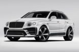 Larte Design Bentley Bentayga Widebody SUV Tuning 1 155x103 Vorschau   Larte Design Bentley Bentayga Widebody SUV