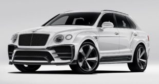 Larte Design Bentley Bentayga widebody SUV tuning 1 310x165 Grigio Telesto at Startech widebody Bentley Bentayga