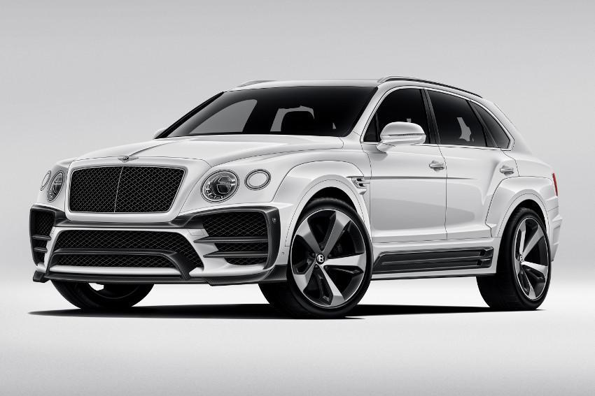 Larte Design Bentley Bentayga Widebody SUV Tuning 1 Vorschau   Larte Design Bentley Bentayga Widebody SUV