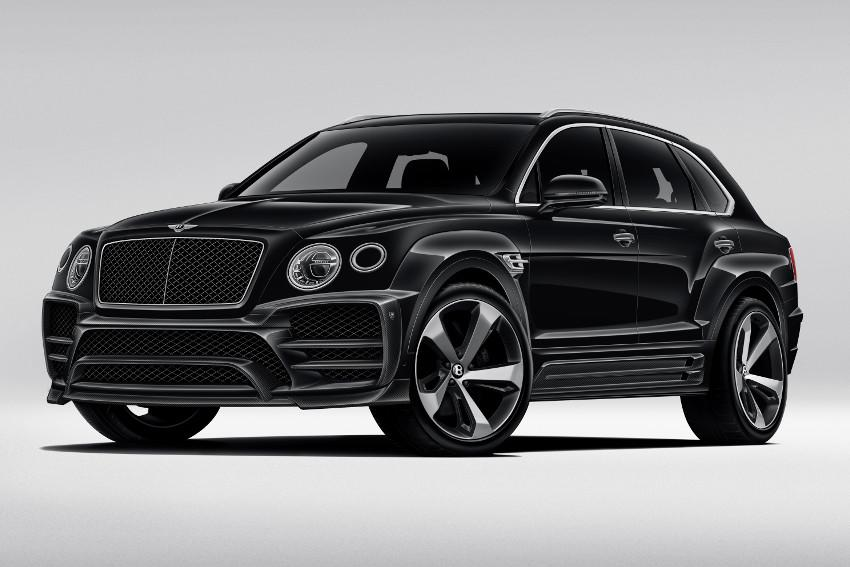 Larte Design Bentley Bentayga Widebody SUV Tuning 2 Vorschau   Larte Design Bentley Bentayga Widebody SUV