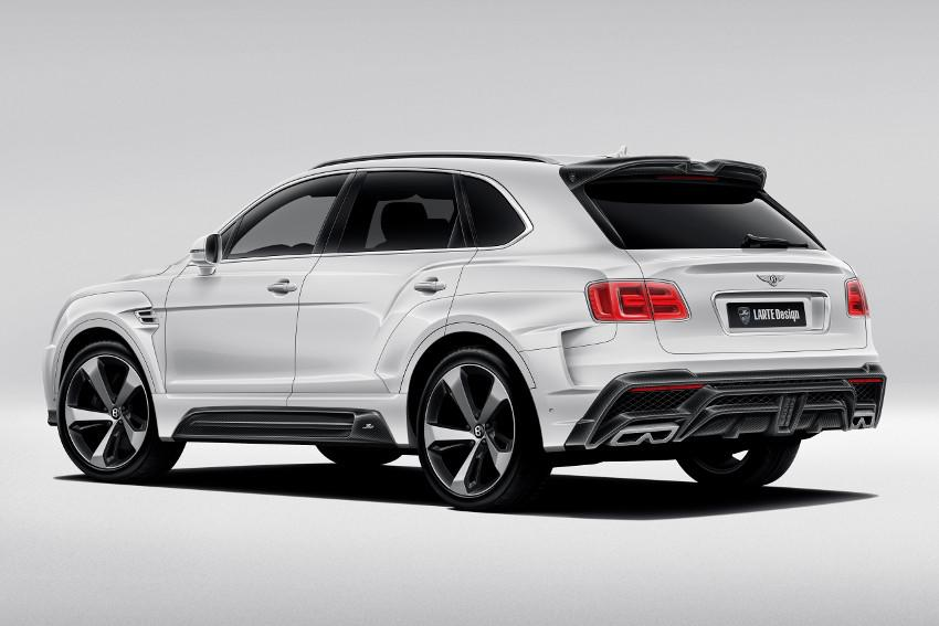 Larte Design Bentley Bentayga Widebody SUV Tuning 3 Vorschau   Larte Design Bentley Bentayga Widebody SUV