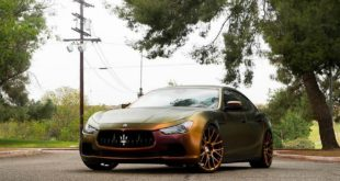 Maserati Ghibli Forgiato 001 Felgen Tuning Cham%C3%A4leon 4 310x165 740 PS Weistec Mercedes C350 Coupe auf Forgiato Wheels