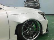 Mazda 3 Widebody Kit JGTC Airride Tuning 5 190x142 Mächtiger Style   Mazda 3 mit Widebody Kit von JGTC
