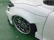 Mazda 3 Widebody Kit JGTC Airride Tuning 7 190x143 Mächtiger Style   Mazda 3 mit Widebody Kit von JGTC