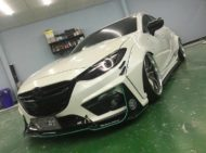 Mazda 3 Widebody Kit JGTC Airride Tuning 8 190x141 Mächtiger Style   Mazda 3 mit Widebody Kit von JGTC