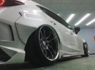 Mazda 3 Widebody Kit JGTC Airride Tuning 9 190x140 Mächtiger Style   Mazda 3 mit Widebody Kit von JGTC