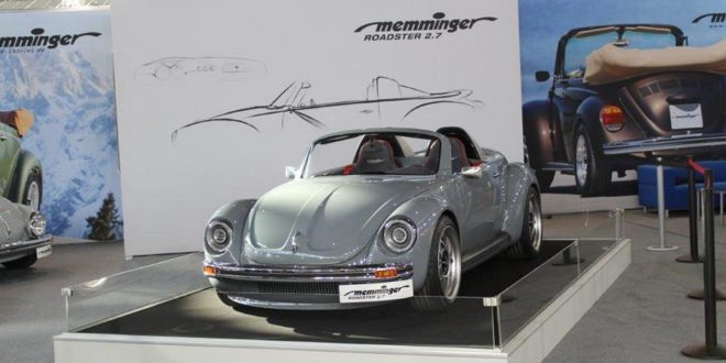 فتح الإغراء - Memminger Roadster 2.7 VW Beetle
