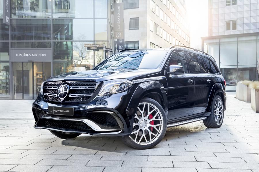 Mercedes Benz GLS63 AMG Bespoke Special Edition 63 Tuning Widebody 1 Mercedes Benz GLS63 AMG als HOFELE BESPOKE EDITION