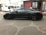 Mercedes Benz S63 AMG Coupe Oxigin 18 C217 Tuning Airmatic 2 190x143 Elegant   Mercedes Benz S63 AMG Coupe auf Oxigin 18 Alus