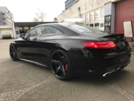 Mercedes Benz S63 AMG Coupe Oxigin 18 C217 Tuning Airmatic 3 190x143 Elegant   Mercedes Benz S63 AMG Coupe auf Oxigin 18 Alus