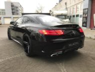 Mercedes Benz S63 AMG Coupe Oxigin 18 C217 Tuning Airmatic 4 190x143 Elegant   Mercedes Benz S63 AMG Coupe auf Oxigin 18 Alus