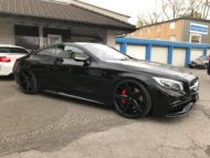 Mercedes Benz S63 AMG Coupe Oxigin 18 C217 Tuning Airmatic 5 190x143 Elegant   Mercedes Benz S63 AMG Coupe auf Oxigin 18 Alus