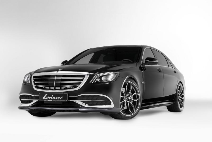 Mercedes Maybach S560 4MATIC W222 Tuning Lorinser 2 Mercedes Maybach S560 4MATIC (W222) vom Tuner Lorinser