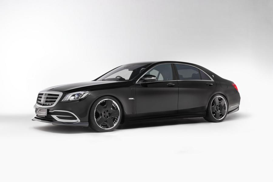 Mercedes Maybach S560 4MATIC W222 Tuning Lorinser 4 Mercedes Maybach S560 4MATIC (W222) vom Tuner Lorinser