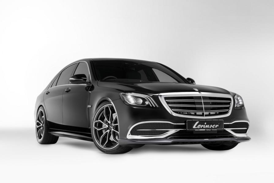 Mercedes Maybach S560 4MATIC W222 Tuning Lorinser 6 Mercedes Maybach S560 4MATIC (W222) vom Tuner Lorinser