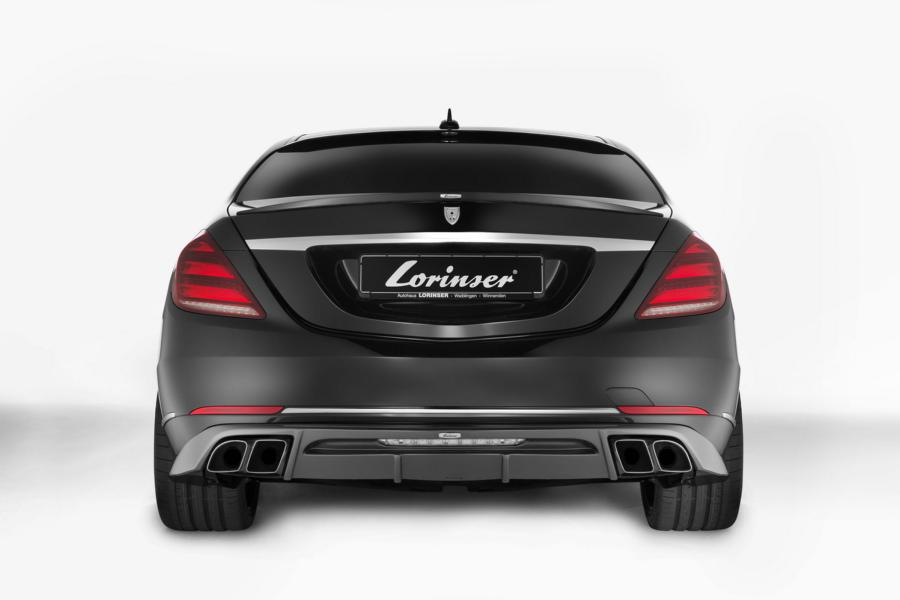 Mercedes Maybach S560 4MATIC W222 Tuning Lorinser 7 Mercedes Maybach S560 4MATIC (W222) vom Tuner Lorinser
