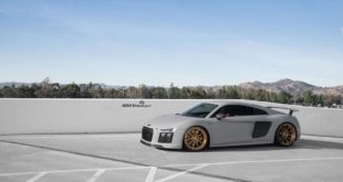 Nardograu Audi R8 4S ADV.1 Wheels Vorsteiner Tuning 3 310x165 Dezent anders   2013 Regula Exclusive Audi R8 V10 Coupe