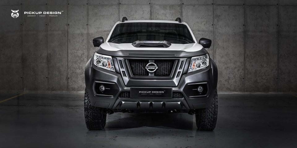 Nissan Navara Navy Limited Edition Carlex Design Pickup Tuning 2 Nissan Navara Navy Limited Edition   by Carlex Design