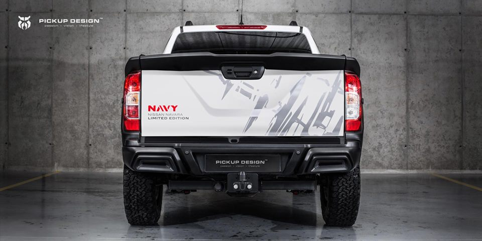Nissan Navara Navy Limited Edition Carlex Design Pickup Tuning 4 Nissan Navara Navy Limited Edition   by Carlex Design