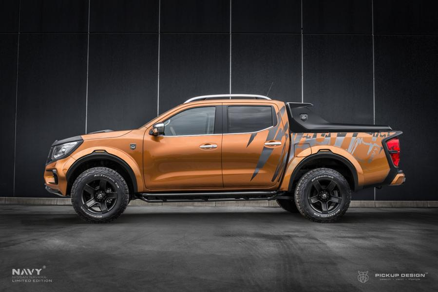 nissan navara navy limited edition carlex pcikupdesign tuning (6