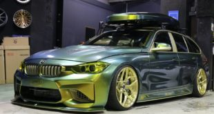 PSM Dynamics BMW 3er Touring F31 Tuning Airrex 1 310x165 Video: Toyota Land Cruiser Restomod by The FJ Company