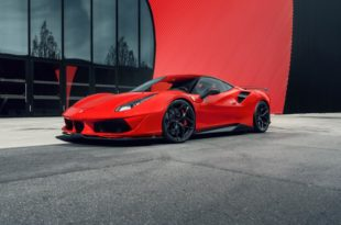 Pogea Racing FPlus CORSA Ferrari 488 GTB 2018 Tuning 2 310x205 Streng limitiert   Pogea Racing FPlus CORSA Ferrari 488 GTB
