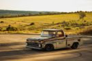 Restomod Patina 1966 Chevy C10 Forgiato V8 Tuning 1 135x90 Oberhammer   Patina 1966 Chevy C10 auf Forgiato Wheels