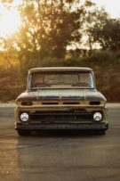 Restomod Patina 1966 Chevy C10 Forgiato V8 Tuning 25 135x203 Oberhammer   Patina 1966 Chevy C10 auf Forgiato Wheels