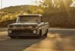 Restomod Patina 1966 Chevy C10 Forgiato V8 Tuning 3 110x75 Oberhammer   Patina 1966 Chevy C10 auf Forgiato Wheels