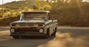 Restomod Patina 1966 Chevy C10 Forgiato V8 Tuning 3 310x165 Oberhammer   Patina 1966 Chevy C10 auf Forgiato Wheels