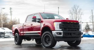 Roush Performance Ford Super Duty F 250 2022 310x165 Riesig   Roush Performance Ford Super Duty F 250 (2018)