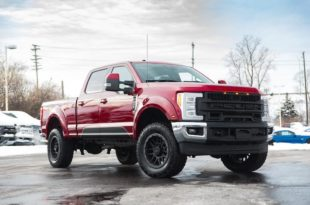 Roush Performance Ford Super Duty F 250 2022 310x205 Riesig   Roush Performance Ford Super Duty F 250 (2018)