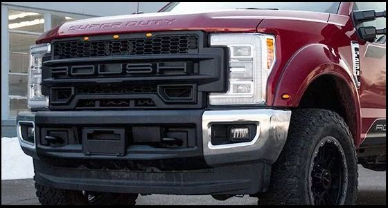 Roush Performance Ford Super Duty F-250 (2025 ...