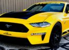 Steeda Ford Mustang GT Q500 Enforcer Tuning 2018 36 135x99 Dampfhammer Steeda Ford Mustang GT Q500 Enforcer