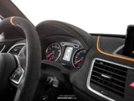 """THE COPPER PROJECT Neidfaktor Audi Q3 1 190x143 """"THE COPPER PROJECT""""   Neidfaktor veredelt den Audi Q3"""