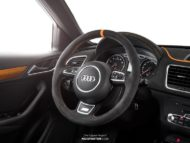 """THE COPPER PROJECT Neidfaktor Audi Q3 2 190x143 """"THE COPPER PROJECT""""   Neidfaktor veredelt den Audi Q3"""