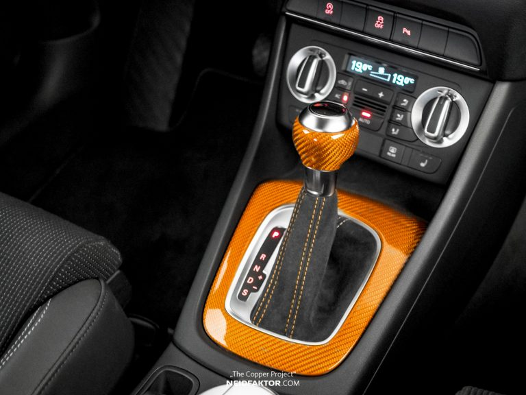 """THE COPPER PROJECT Neidfaktor Audi Q3 4 """"THE COPPER PROJECT""""   Neidfaktor veredelt den Audi Q3"""